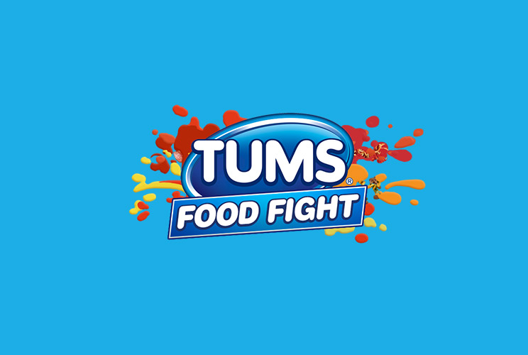 TUMS Food Fight