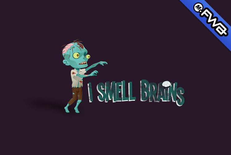 I Smell Brains App & Video